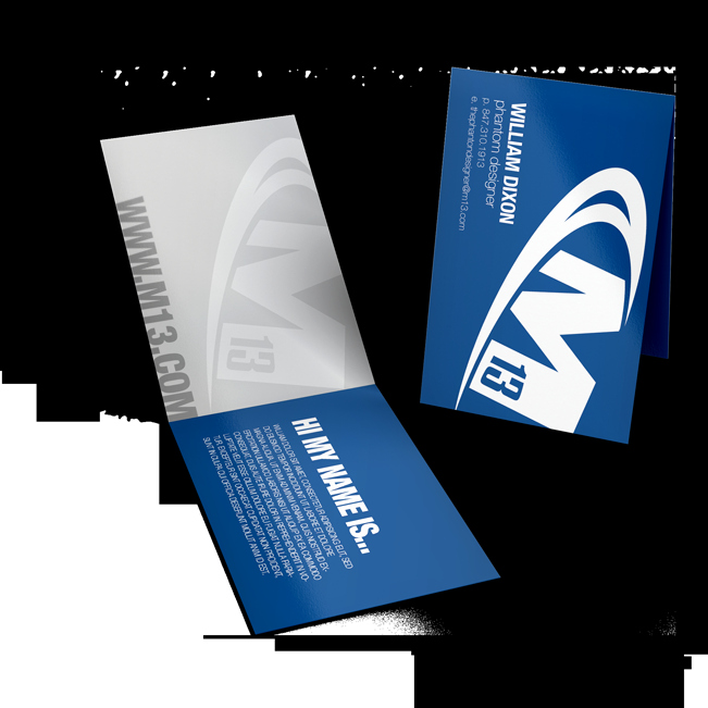 Folded Business Card Template Best Of Folding Name Card Template Fold Over Business Card