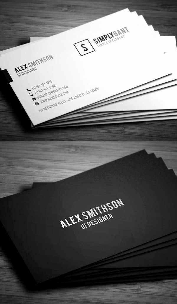Folded Business Cards Template Fresh 27 Fresh Folding Business Card Template Gallery Resume
