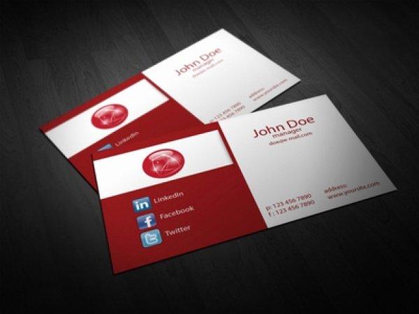 Folded Business Cards Template Lovely 22 Folded Business Cards Psd Ai Vector Eps