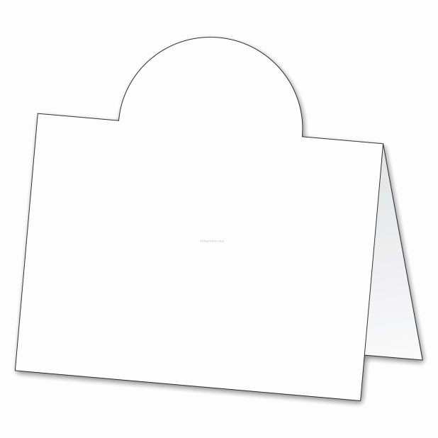 Folded Name Card Template Awesome Free Printable Table Tents Template