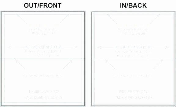 Folding Business Card Template Beautiful Fold Over Business Card Template Folding Beautiful Folded
