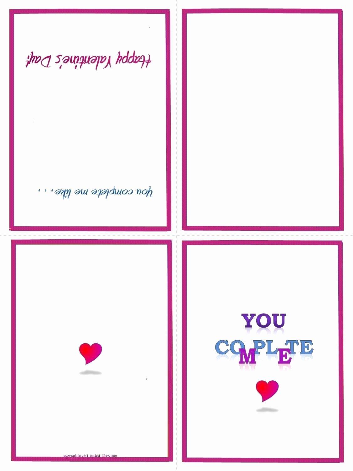 Folding Business Card Template Fresh Printable Folding Card Template