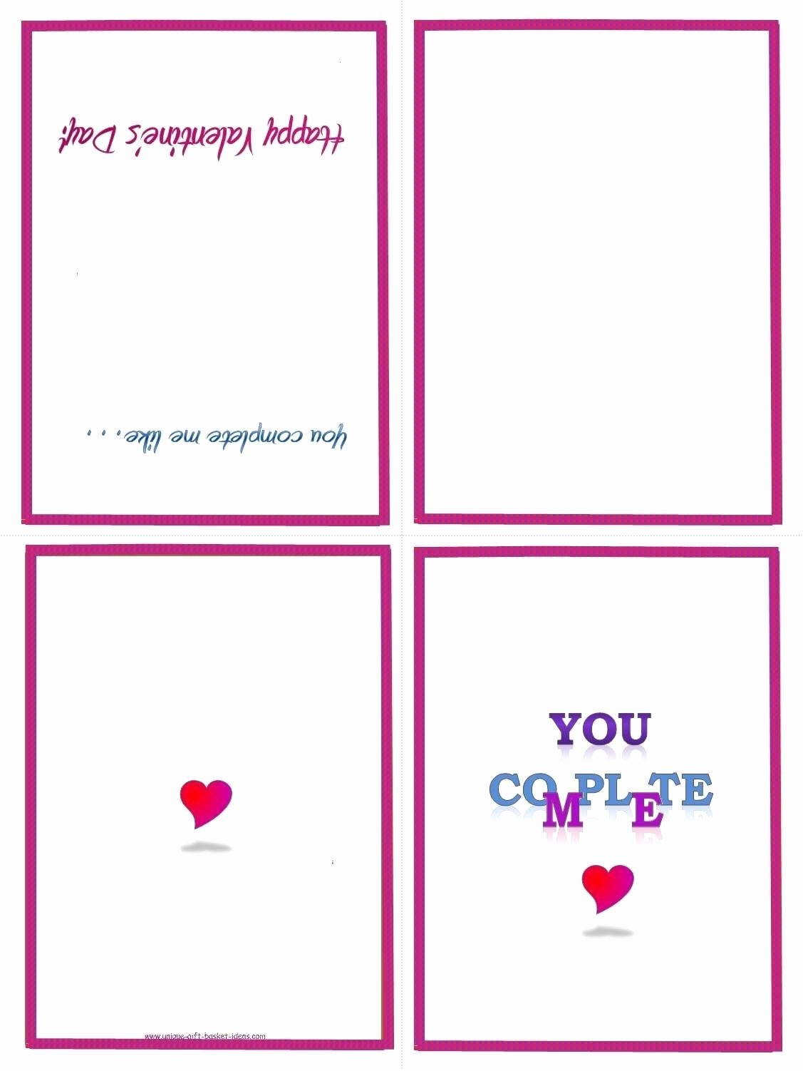 Folding Business Cards Template Fresh Printable Folding Card Template