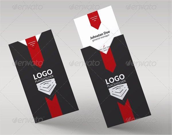 Folding Business Cards Template Lovely 22 Folded Business Cards Psd Ai Vector Eps