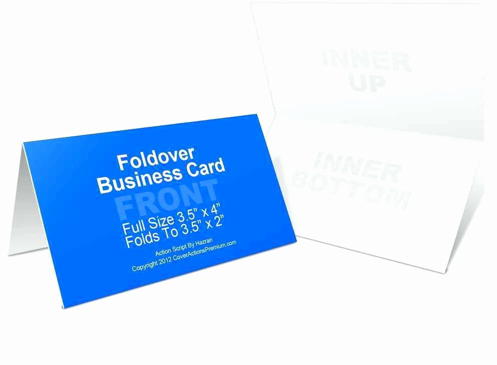 Folding Business Cards Template Luxury Beautiful Bi Fold Business Cards Gallery Card Ideas Over