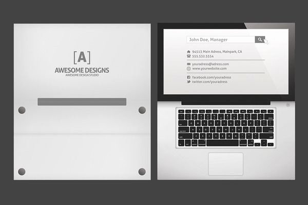 Folding Business Cards Template New 25 Best Ideas About Folded Business Cards On Pinterest