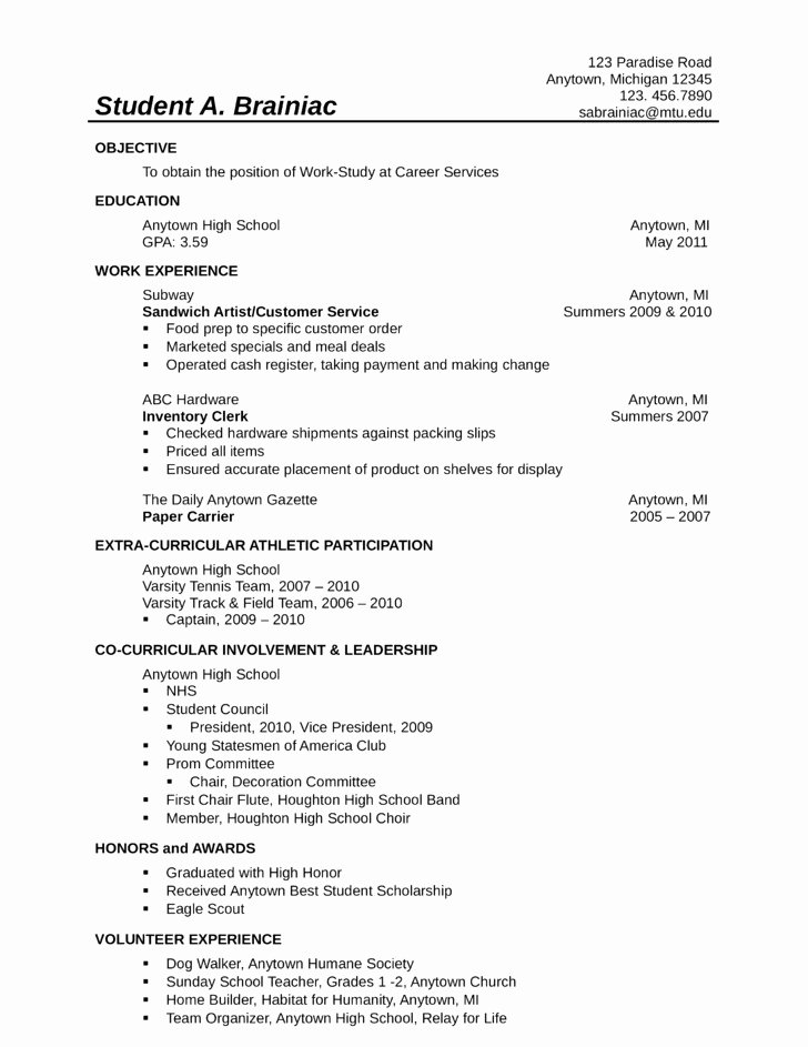 Food Service Resume Template Awesome 21 Useful Food Service Resume Examples Ka U