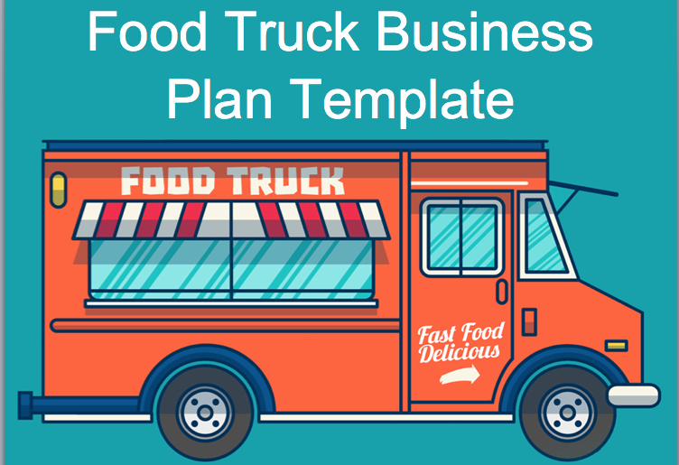 Food Truck Design Template Inspirational Food Truck Business Plan Template Ideas