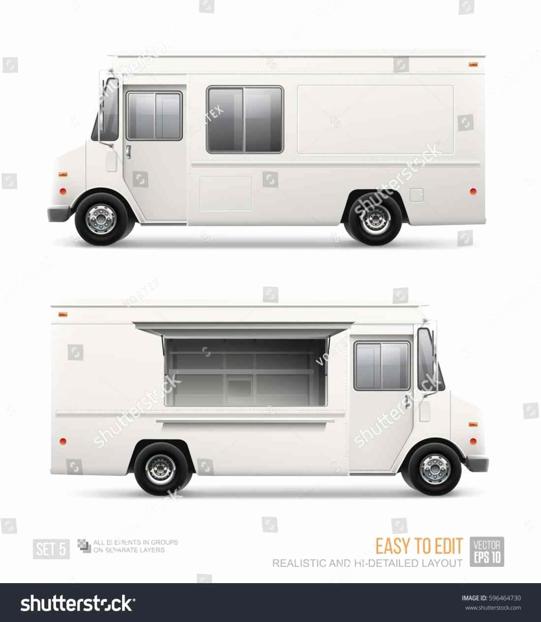 Food Truck Design Template Lovely the Collection Of Nicole Darrigan Third Blank Food