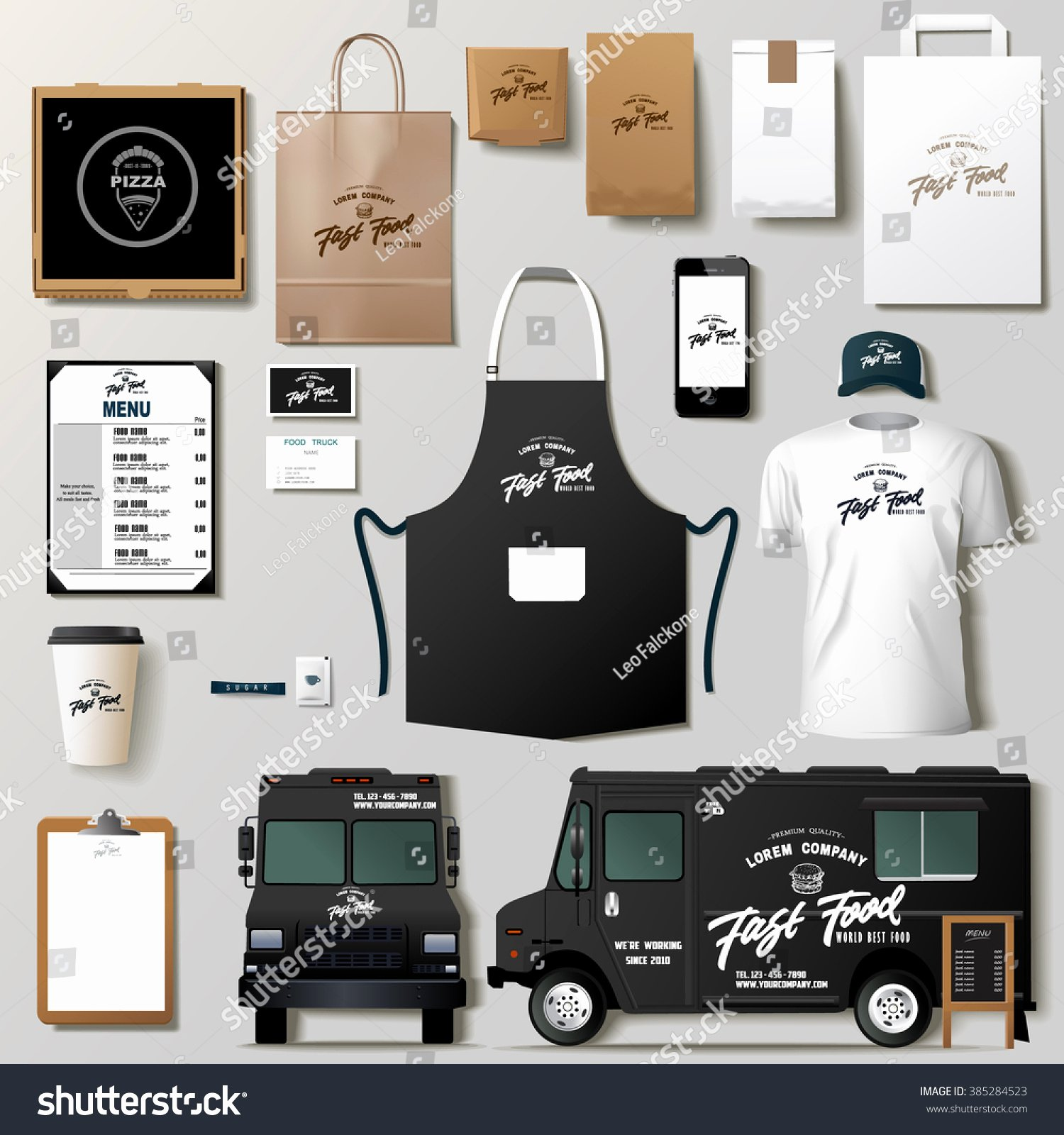 Food Truck Design Template Luxury Blank Food Truck Logo Templates to Pin On