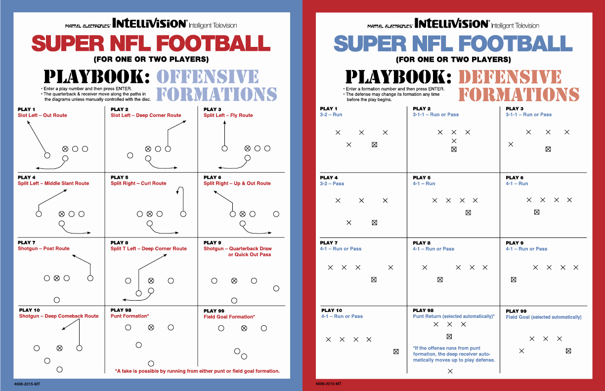 Football Offensive formations Template Best Of Nfl Playbook Gallery