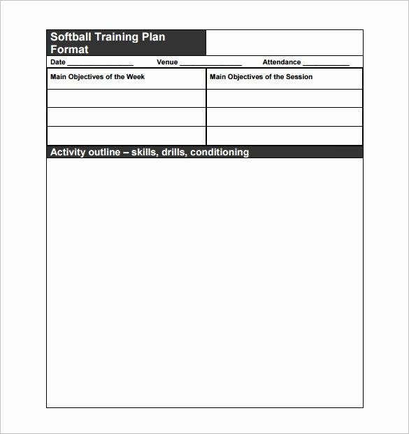 Football Practice Plan Template Best Of 13 Practice Schedule Templates Word Excel Pdf
