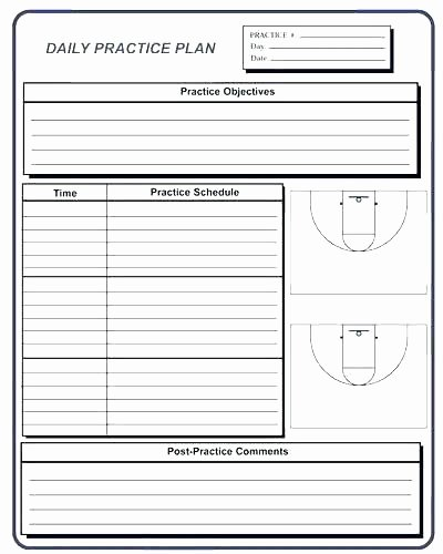 Football Practice Schedule Template Elegant College Football Practice Schedule Template – Obconline
