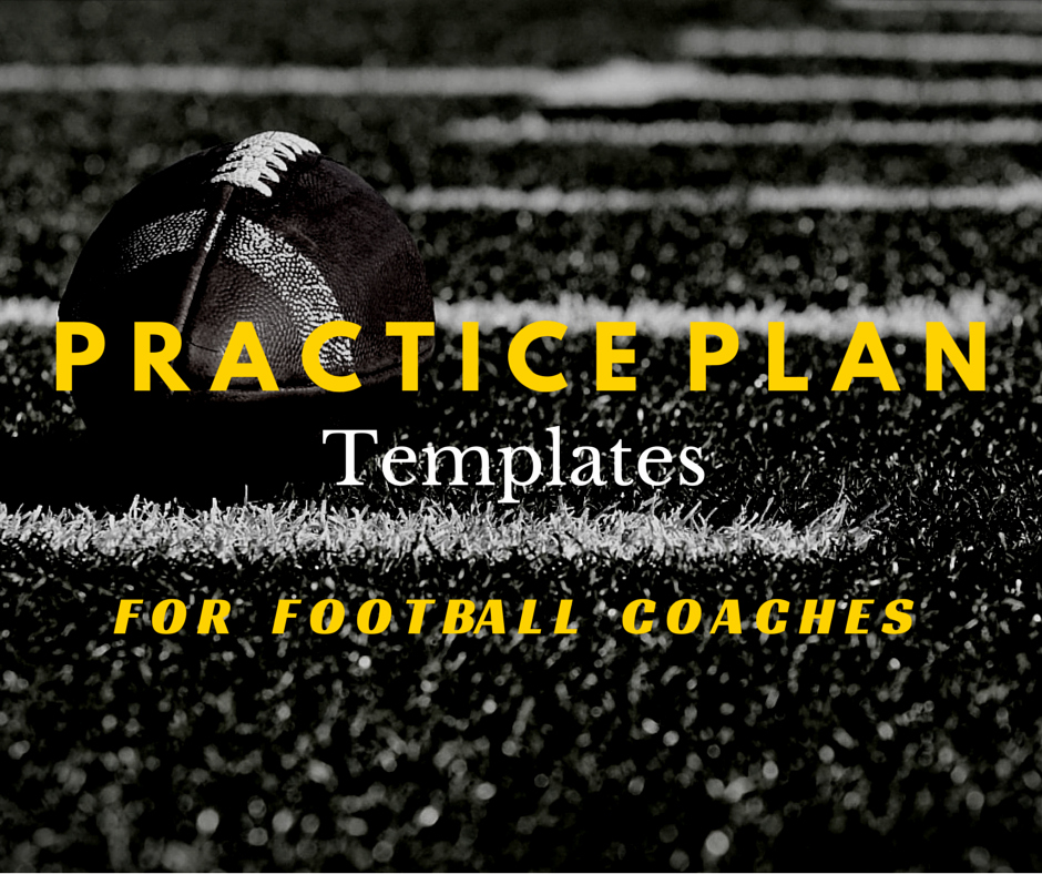 Football Practice Schedule Template Elegant Youth Football Speed and Agility Training