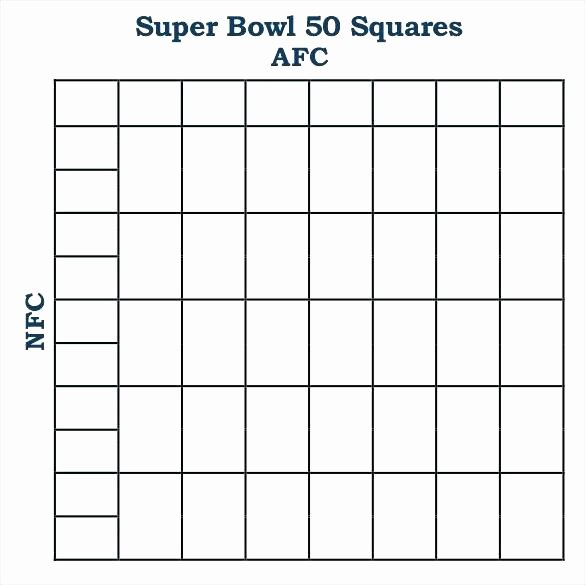 Football Squares Template Excel Fresh Beautiful Baby Pool Template Sketch Professional Resume