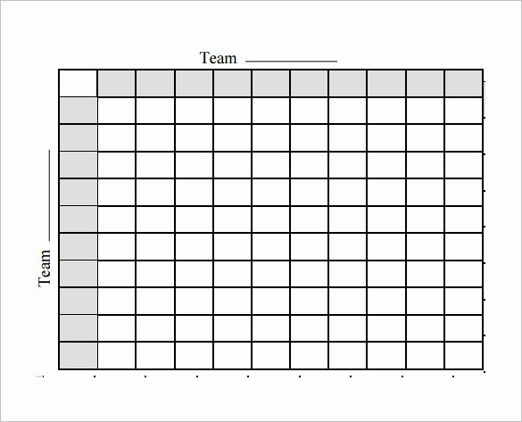 Football Squares Template Excel Luxury 19 Football Pool Templates Word Excel Pdf