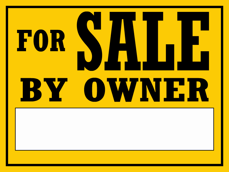 For Sale Sign Template Fresh Custom Yard Signs