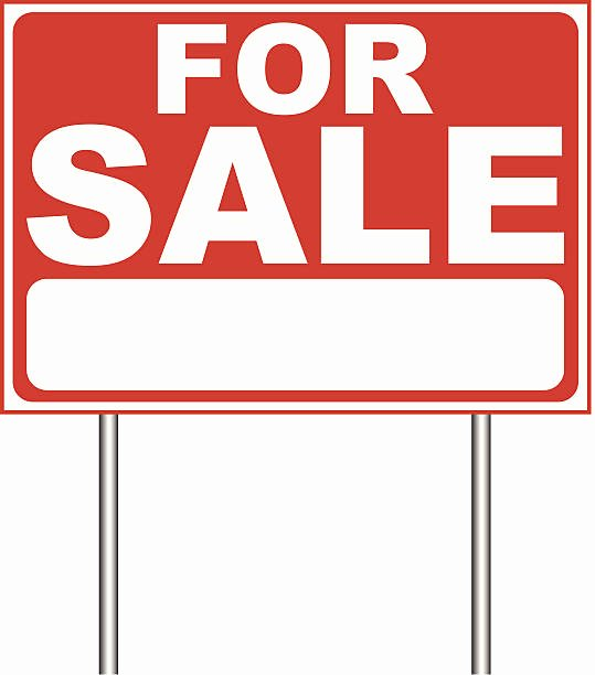 For Sale Sign Template Fresh Royalty Free Home for Sale Clip Art Vector