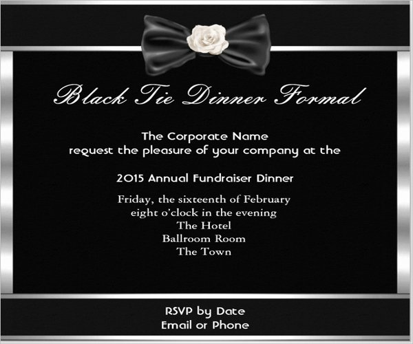 Formal Dinner Invitation Template Inspirational 64 Invitation Card Designs Psd Ai