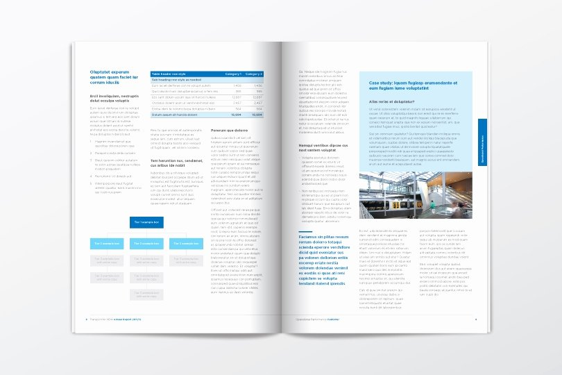 Free Annual Report Template Inspirational Annual Report Design Templates