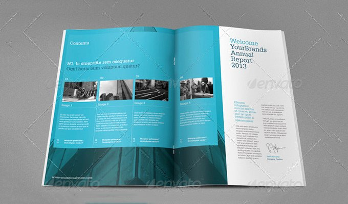 Free Annual Report Template Inspirational Annual Report Template 39 Free Word Excel Pdf Ppt