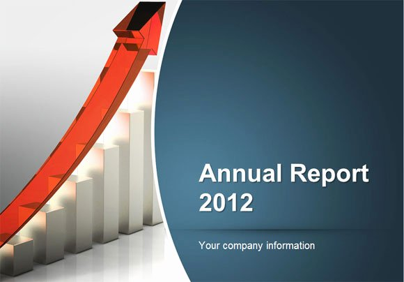 Free Annual Report Template Lovely How to Make An Annual Report Using Powerpoint Templates