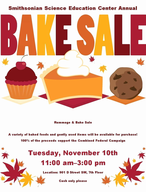 Free Bake Sale Template Awesome Bake Sale Flyer Musthavemenus Bake Sale