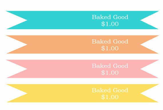 Free Bake Sale Template Beautiful Bake Sale Flyers – Free Flyer Designs