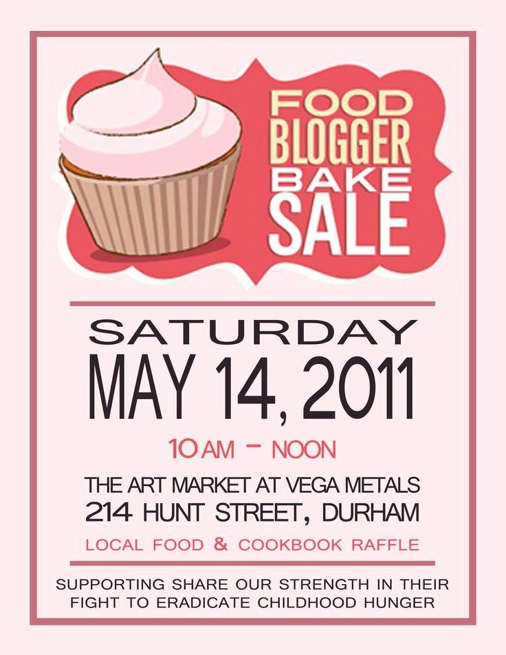 Free Bake Sale Template Luxury Cute Bake Sale Poster Posters Pinterest
