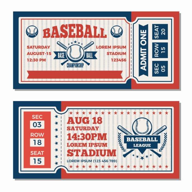 Free Baseball Ticket Template Luxury Royalty Free Baseball Base Clip Art Vector