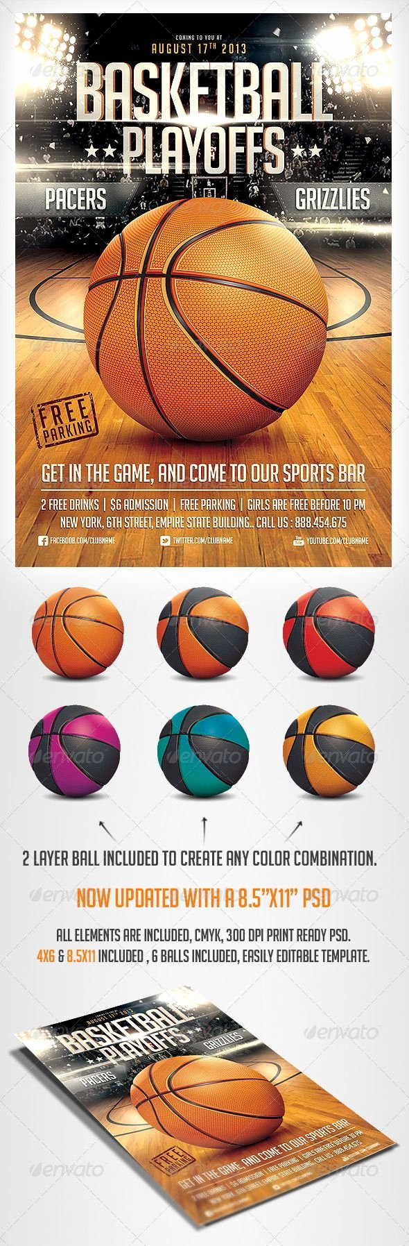 Free Basketball Flyer Template Elegant 17 Best Images About Flyers On Pinterest