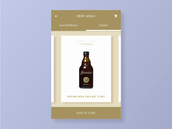 Free Beer Menu Template Beautiful Beer Menu Template – 14 Free Psd Eps Documents Download