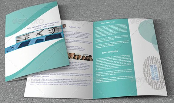 Free Bifold Brochure Template Best Of 5 Best Of Simple Brochure Design Tri Fold