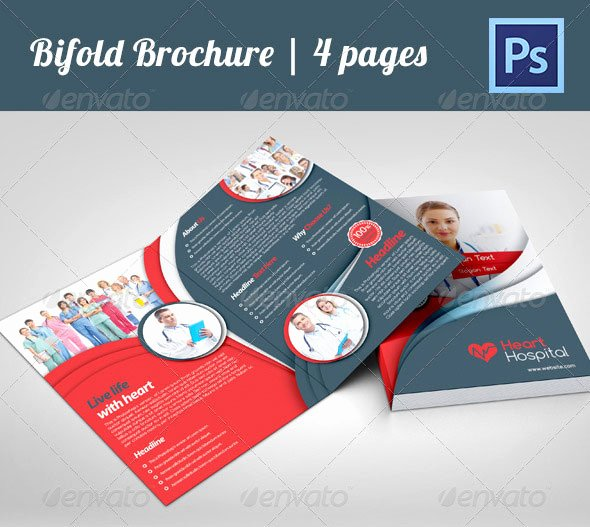 Free Bifold Brochure Template Fresh 30 Best Brochure Templates 2013