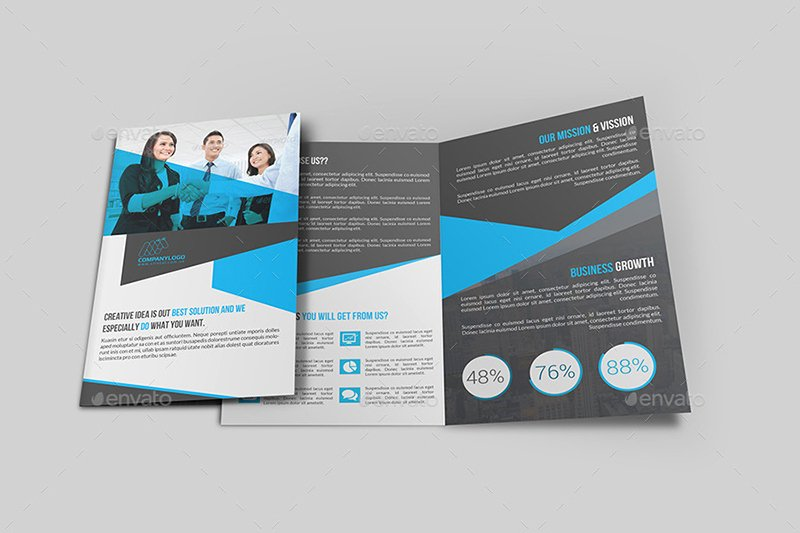 Free Bifold Brochure Template New 22 Bi Fold Brochure Psd Templates