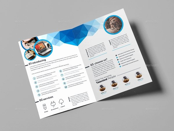 Free Bifold Brochure Template Unique 32 Beautiful Examples Of Bi Fold Brochures to Inspire You