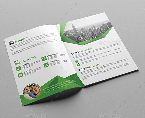 Free Bifold Brochure Template Unique Bi Fold Brochure Templates – 47 Free Psd Ai Vector Eps
