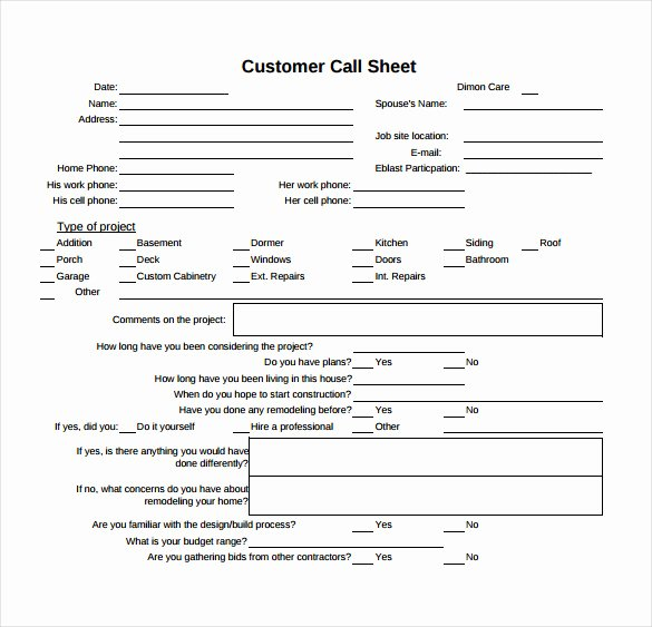 Free Call Sheet Template Unique 12 Sample Call Sheet Template to Download
