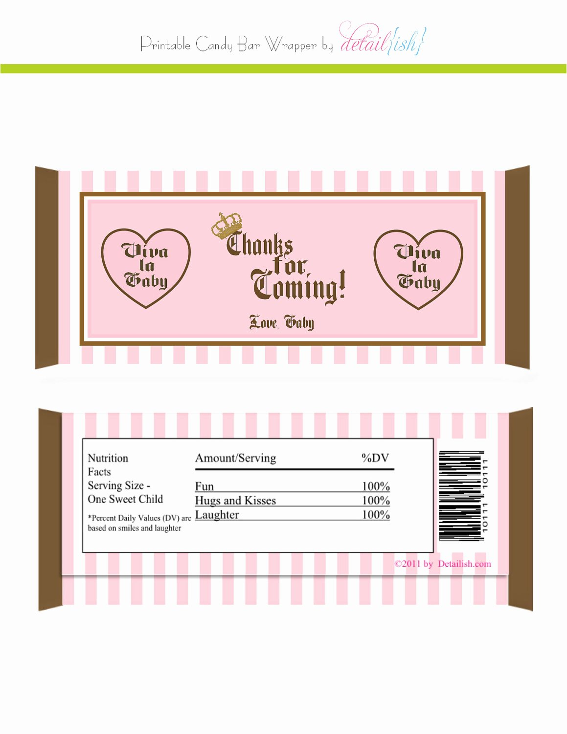Free Candy Wrapper Template Lovely Items Similar to Juicy Couture Inspired Candy Bar Wrapper