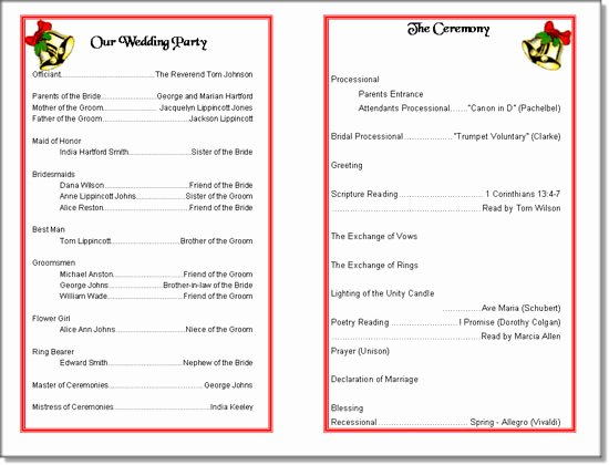 Free Church Program Template Best Of Church Program Template