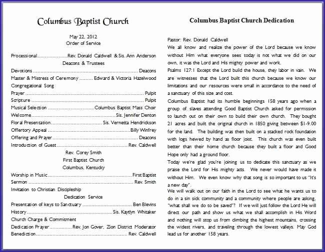 Free Church Programs Template Beautiful 26 Of Church Bulletin Template Microsoft Word