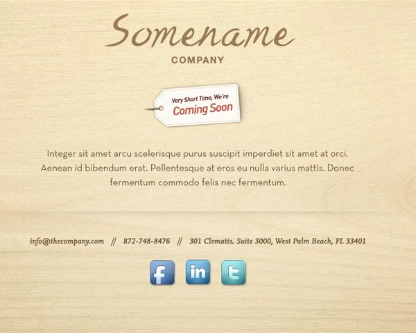 Free Coming soon Template Inspirational 70 Website Under Maintenance Templates Free & Premium