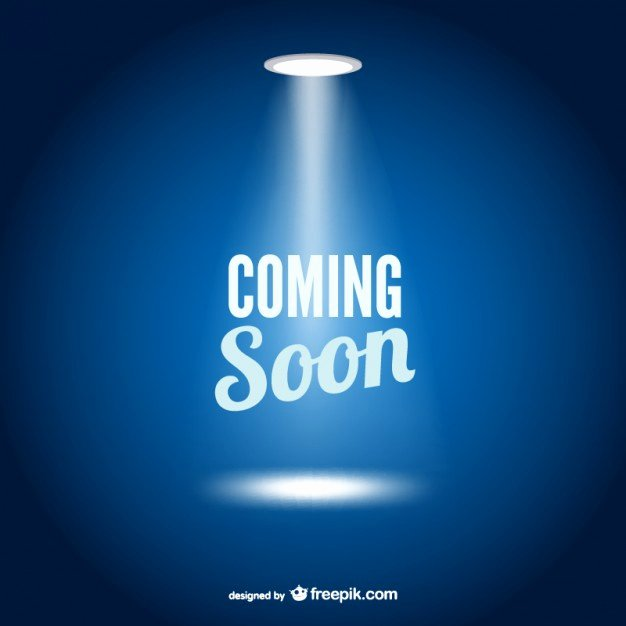 Free Coming soon Template Luxury Ing soon Web Page Template Vector