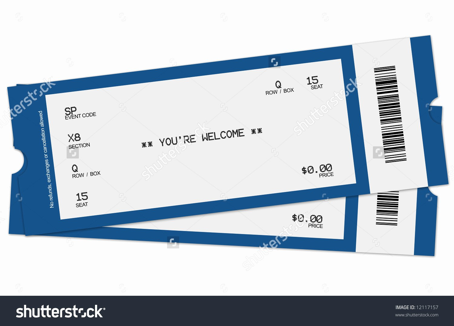 Free Concert Ticket Template New Free Concert Ticket Template Business Proposal Cover