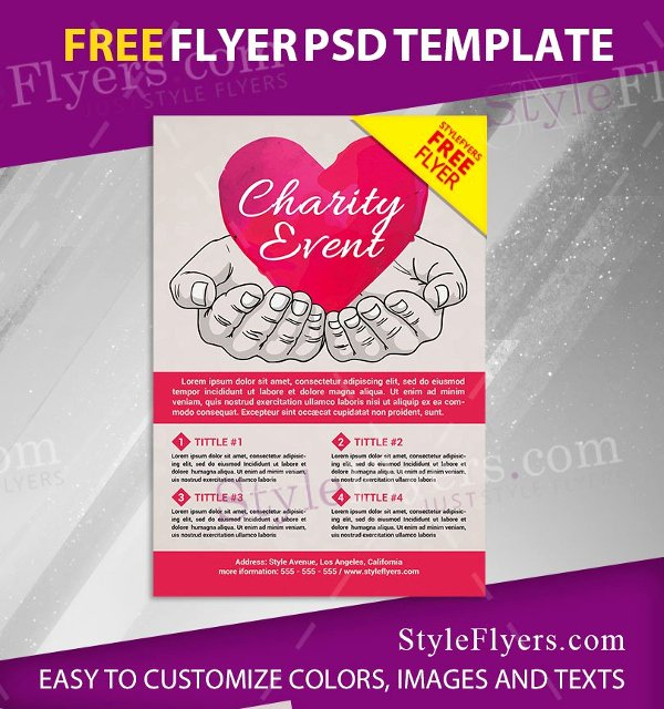 Free Donation Flyer Template Inspirational 27 Charity Flyer Templates Free & Premium Download