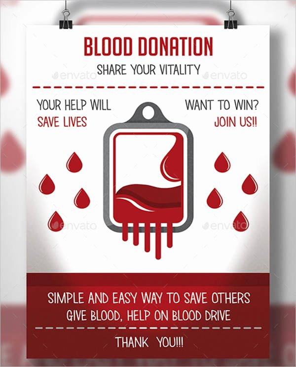 Free Donation Flyer Template New Blooddonationposters Donationposters Poster Donation
