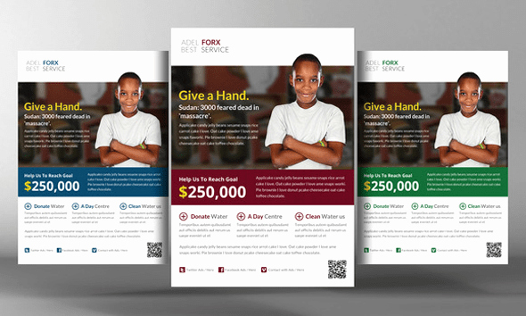 Free Donation Flyer Template Unique 24 Charity Donation Flyers Psd Templates