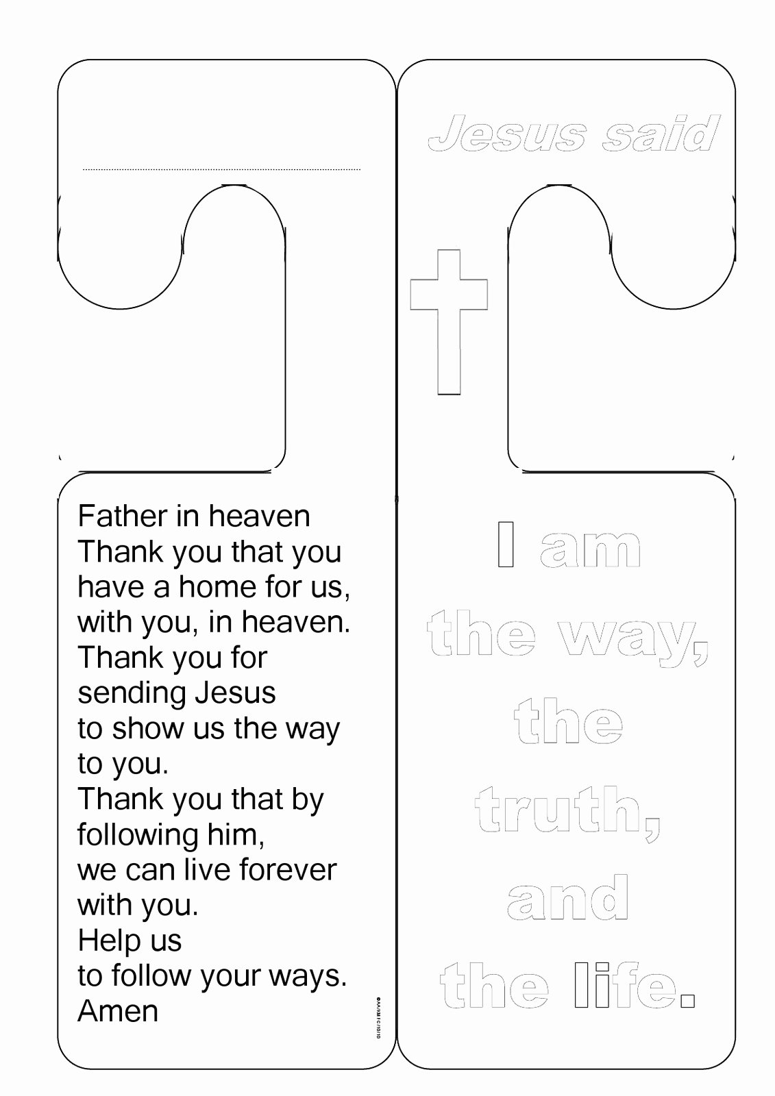 Free Door Hanger Template Inspirational Door Templates Free & Free Door Signs