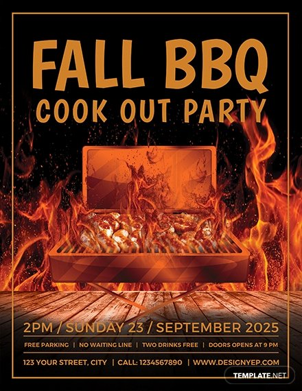 Free Fall Flyer Template Awesome Free Fall Festival Flyer Template Download 668 Flyers In