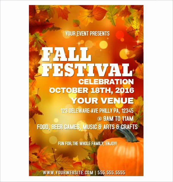 Free Fall Flyer Template Elegant 34 event Flyer Designs Free Sample Example format